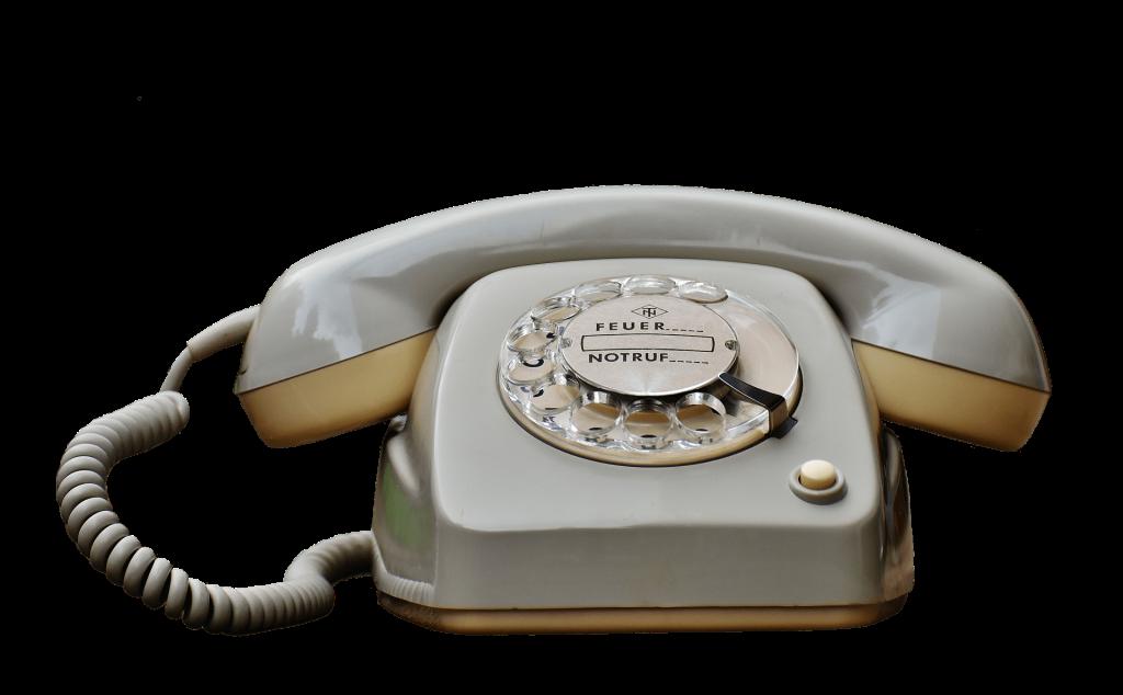 Les anciens téléphones fixes contenaient parfois la touche BIS pour rappeler un correspondant